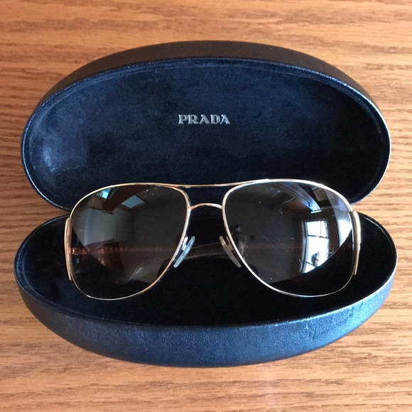 9edc20d6b63 Authentic Prada sunglasses size 64. M 5ab50589a6e3ea726e5ffa83. Other  Accessories ...